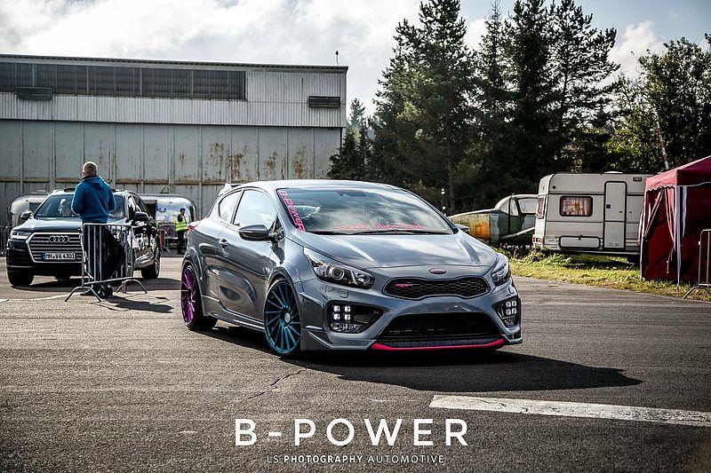 B Power Tuning